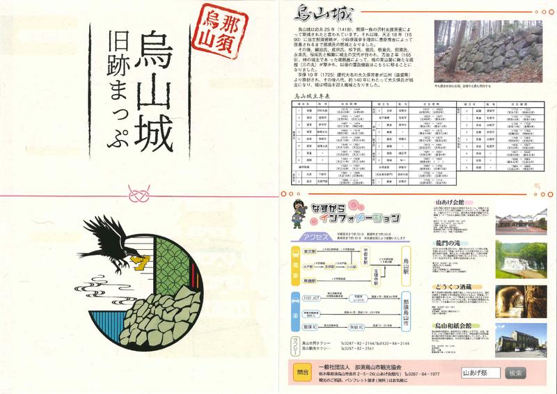 烏山城旧跡まっぷ