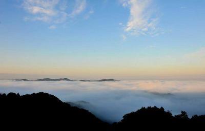 国見の雲海